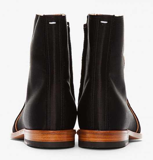 Maison Martin Margiela has a new sleek boot for men