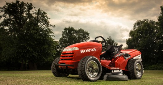 The Stig Is Likely Gordon Shedden, Driver Of Mean Mower