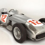 Mercedes-Benz W196 Driven By Juan Manuel Fangio Sold For $29.6Milion