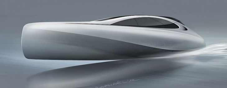 Mercedes-Benz to unveil Silver Arrows Marine Granturismo at Monaco Yacht Show