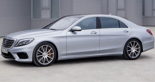 Finally Officially New Mercedes S63 AMG