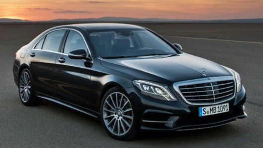 Stronger Mercedes S65 AMG At Motor Show In Los Angeles