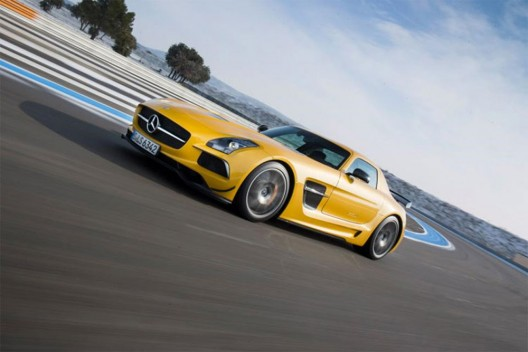 MBZ USA Reveals Prices for 2014 SLS AMG Black Series & C63 AMG Edition 507