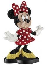 Mickey And Minnie Mouse By Swarovski