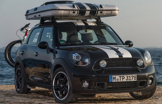 Mini Countryman ALL4 Camp And Mini Clubvan Camper