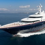 Humongous Luxury Mega Yacht Nirvana on Sale for $300 Million