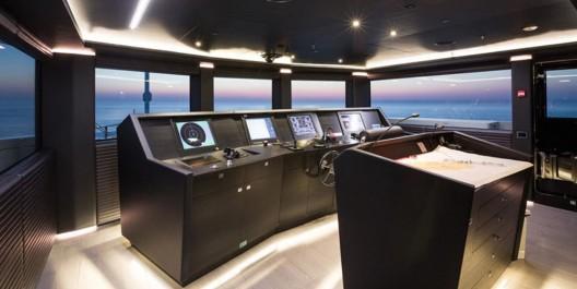 Benetti Unveils Ocean Paradise Luxury Yacht