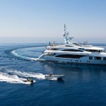 Ocean Paradise Luxury Yacht From Benetti