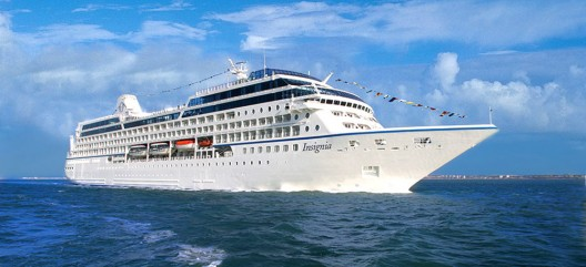 Oceania cruises announces around the world in 180 days for Around the world cruise ship
