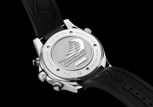 Omega Seamaster Diver ETNZ timepiece unveiled