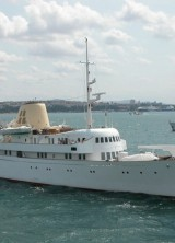 Onassis Yacht Goes On Sale For $32.4Milion