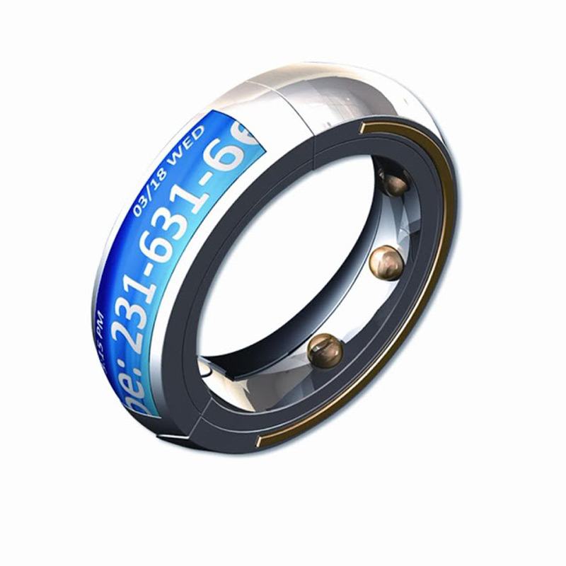 Bluetooth Wedding Ring