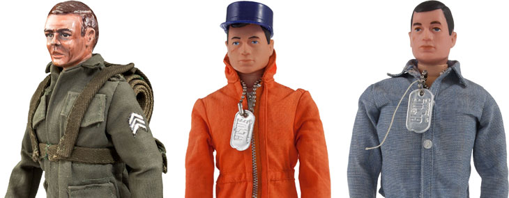 Original 1964 Hand-Crafted GI Joe Prototype Leads Trio Of Important Early 'Joe' Figures At Heritage Auctions