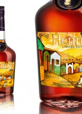 Os Gemeos Hennessy Limited Edition Bottle
