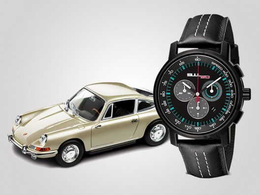 Porsche Driver 50 Years of 911 collection presents a sculpture, a chronograph and a scaled model