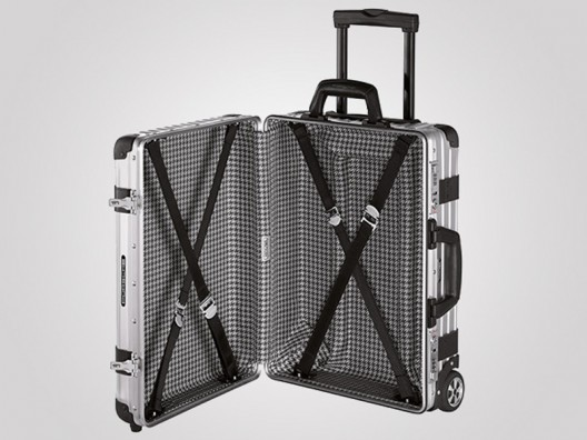 Porsche marks 50 Years of the 911 with a special Rimowa Trolley Case