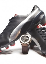 Puma x Hublot x Falcao = Limited Edition Of Watch And Boots