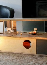 Qubis – Modern Doll Houses and Furniture in One by Amy Whitworth