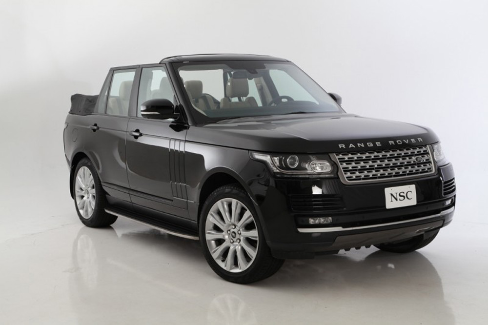 range rover autobiography convertible extravaganzi. Black Bedroom Furniture Sets. Home Design Ideas