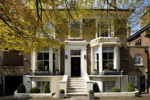 Borrow a Cup of Sugar From Richard Branson: $30M London Mansion For Sale