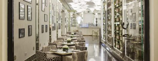 Roberto Cavalli Opens Saint-Tropez Café