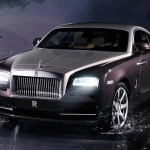 Rolls-Royce Wraith Three-Month Coast-To-Coast