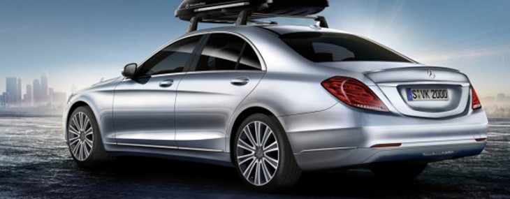 2014 Mercedes Benz S-Class accessories unveiled