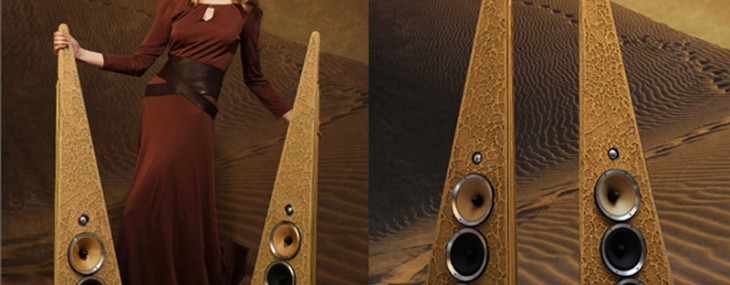 Rinz Sound unveils Sahara Speakers inspired by the world's hottest desert