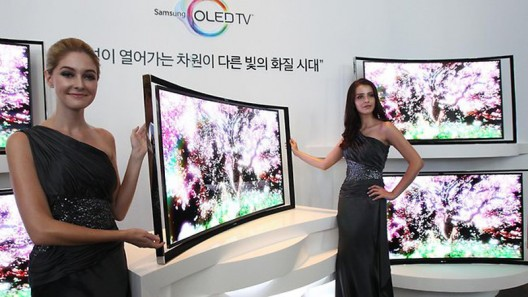 Samsung ships $15K curved OLED TV to U.S. August 1st