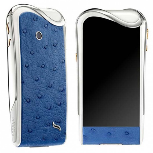 Savelli debuts diamond studded Android smartphones just for women