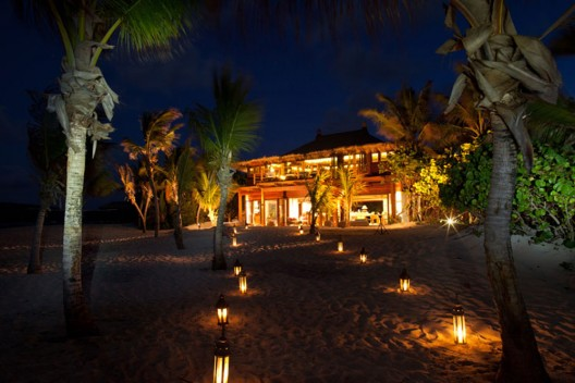 Sir Richard Branson's $60K Nightly Great House on Necker Island Reopens
