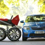 Skoda Creates The Coolest Pram