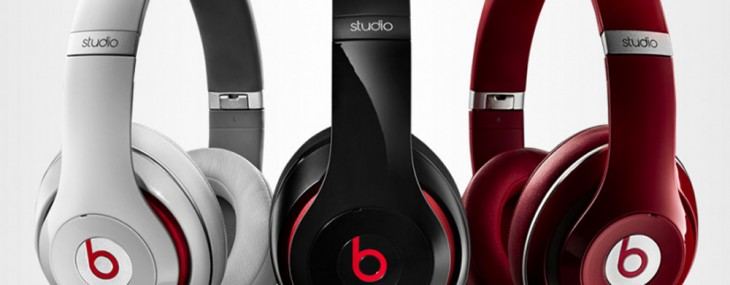Beats Electronics releases next generation Studio headphones