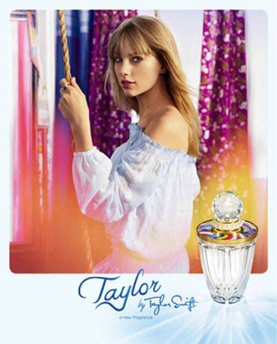 Taylor by Taylor Swift - Taylor's Third Fragrance
