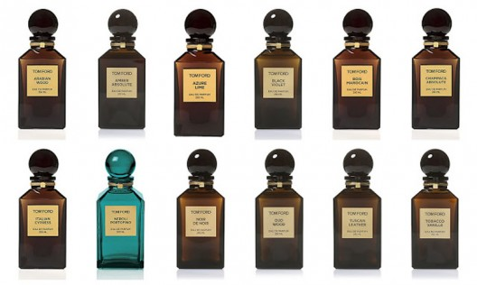 Tom Ford Unveils Private Blend London Fragrance
