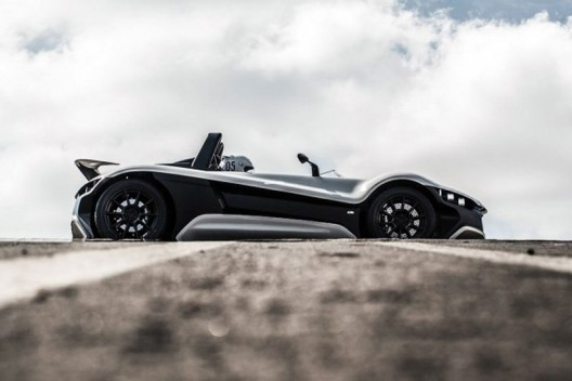 Vuhl Mexican company, announced the photos and technical details of the new sports car