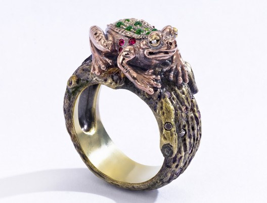 Wendy Brandes' Maneater Collection Brings Historical Whimsy to Luxury Jewelry