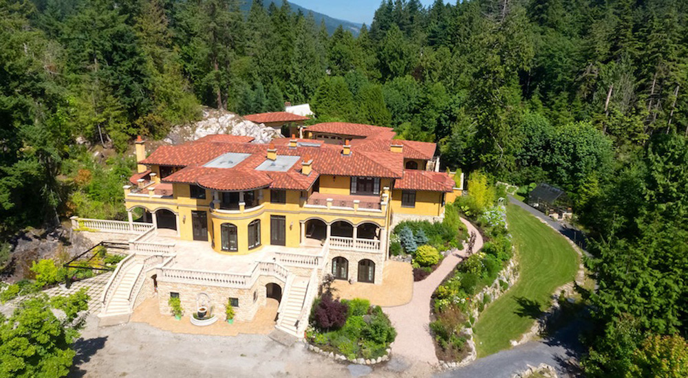 West Vancouver's Most Exclusive Estate Now For $23,800,000