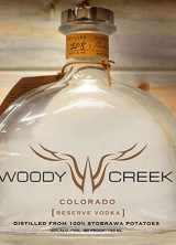 Woody Creek Signature Potato Vodka – Painful and Expensive
