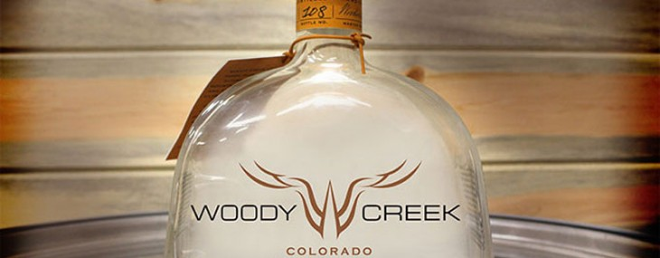 Woody Creek Signature Potato Vodka - Painful and Expensive