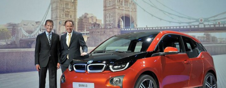 BMW Introduces i3 in New York, Beijing and London