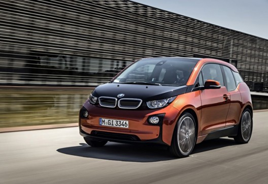 BMW Introduces Revolutionary i3 in New York, Beijing and London