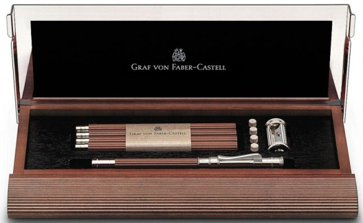 World Most Expensive Pencil From Graf von Faber-Castell