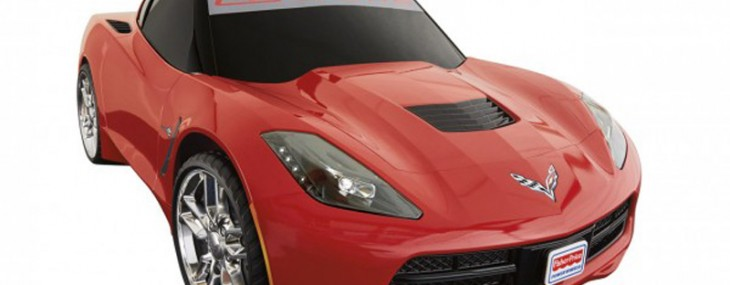2014 Corvette Stingray For Kids