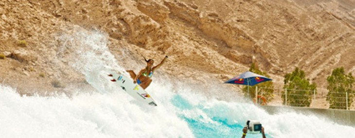Wild Wadi Park In Dubai Offers Surfing Wave Pool