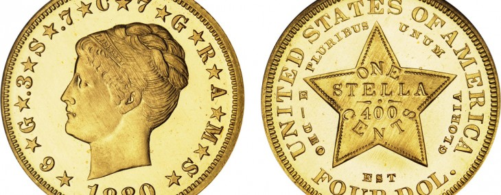 Rare $4 Coin Could Be Sold For $1.5 million At Bonhams Auction