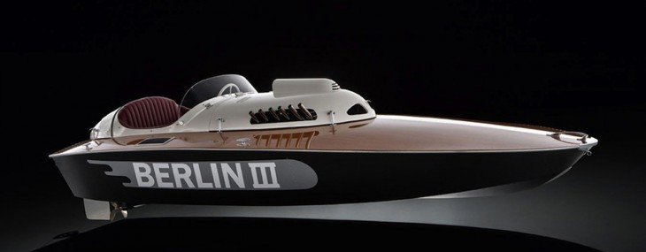 1950 BMW Berlin III Speedboat At Bonhams