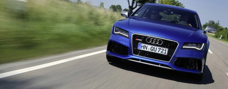 Audi Announces Pricing Of 2014 RS 7 For American Market