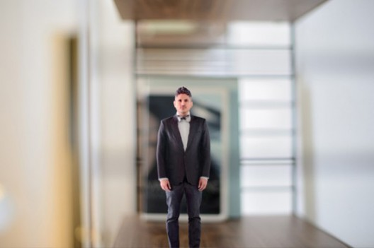 Get a 3D miniature version of yourself for $1,700
