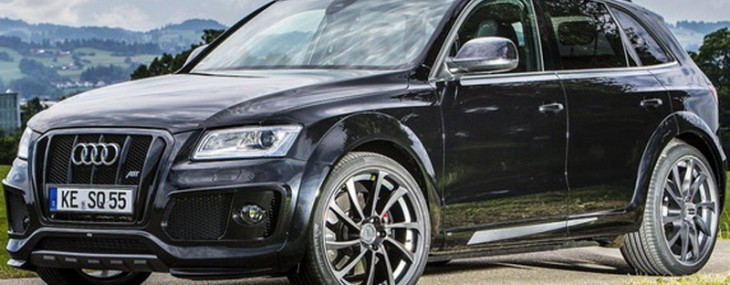 The new ABT SQ5 expands the high-quality, sporty SUV range by another highlight